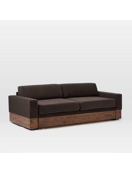 Emery Sleeper Sofa + Twin Trundle by West Elm