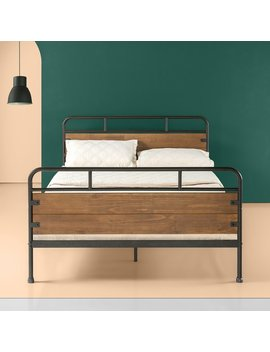 Gracie Oaks Vosburgh Bed Frame by Gracie Oaks