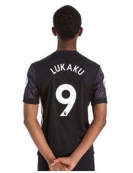 Adidas Manchester United 2017 Lukaku #9 Away Shirt Junior by Adidas
