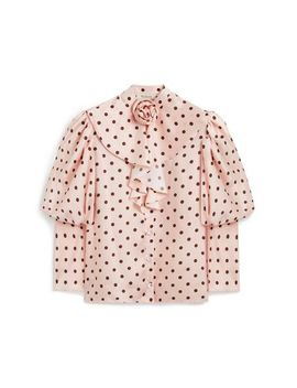 Penelope Blouse by Mulberry