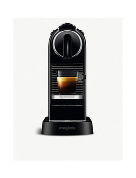 Magimix Nespresso Citiz Coffee Machine by Nespresso