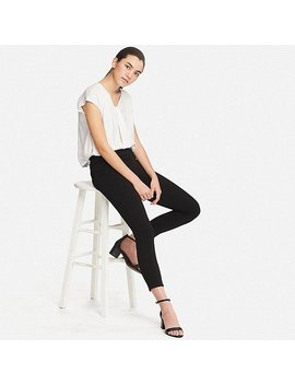 Pantalon Legging Cropped Femme by Uniqlo