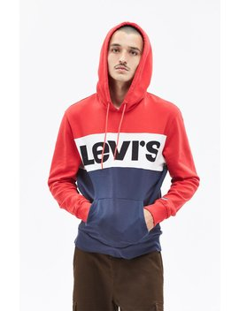 Colorblock Pullover Hoodie by Levi's