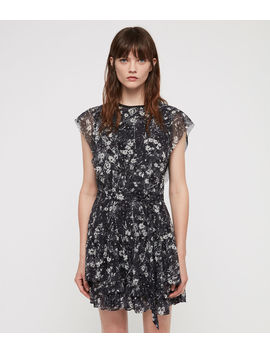 Evely Lisk Dress by Allsaints