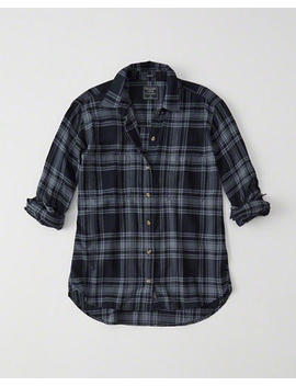Boyfriend Shirt by Abercrombie & Fitch