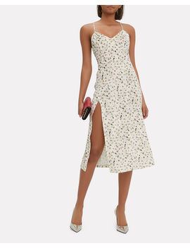 Alicia Midi Dress by The East Order