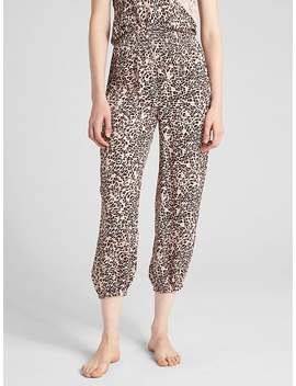Dreamwell Joggers In Satin by Gap