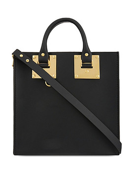 Albion Square Small Leather Shopper by Sophie Hulme