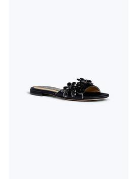 Clara Embellished Slide by Marc Jacobs