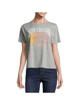 """Arizona """"Sun Chaser""""  Graphic T Shirt  Juniors by Arizona"""