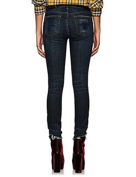 Alison High Rise Skinny Jeans by R13