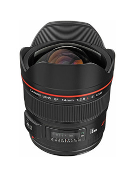 Ef 14mm F/2.8 L Ii Usm Lens by Canon