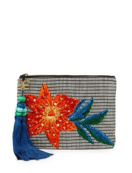 Sheila Embellished Convertible Clutch by Sam Edelman