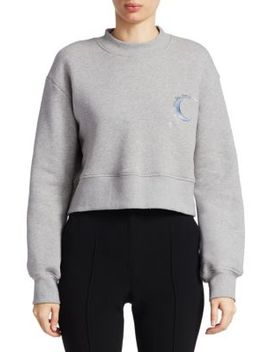 Julien Moon Sweatshirt by Cinq à Sept