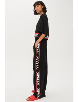 flatknit-wide-jogger-by-ivy-park by topshop