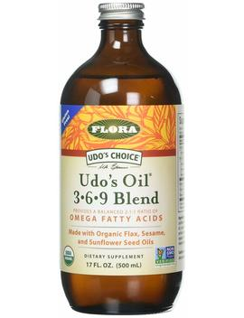 Flora Inc Udo's Choice Oil 17 Ounce Bottle by Flora