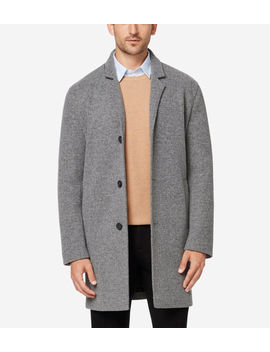 Grand.Øs Stretch Wool Jacket by Cole Haan