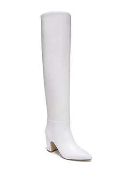 Hutton Over The Knee Leather Shaft Boots by Sam Edelman