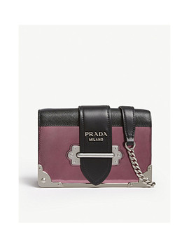 Cahier Shoulder Bag by Prada