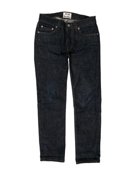 Ace Raw Gothic Skinny Jeans by Acne Studios