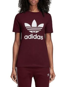 Originals Trefoil Tee by Adidas