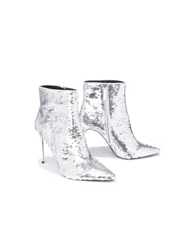 Celyn Sequin Bootie by Alice And Olivia