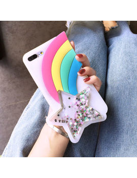 For I Phone 8 7 6 Plus 5 S Se X 4 Cute 3 D Unicorn Cartoon Silicone Case Cover Skin by Ebay Seller