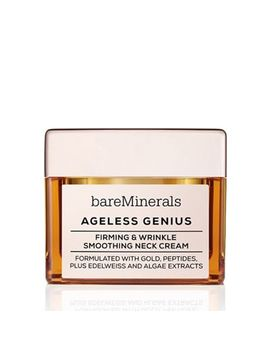 Bare Minerals   'ageless Genius ' Firming And Wrinkle Smoothing Neck Cream 50g by Bare Minerals