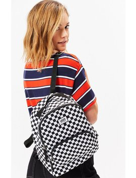 Checkerboard Mini Backpack by Vans