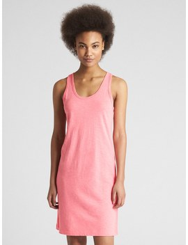 Tank Dress In Cotton Modal by Gap