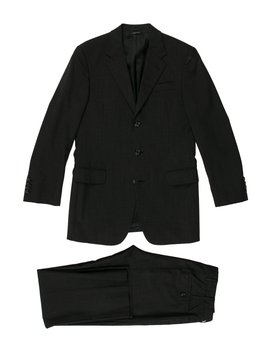 Wool Two Piece Suit by Prada