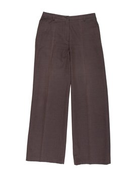 Striped Wool Pants by Dries Van Noten