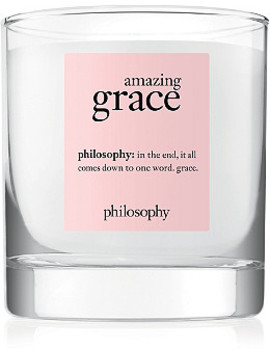 Amazing Grace Candle by Philosophy