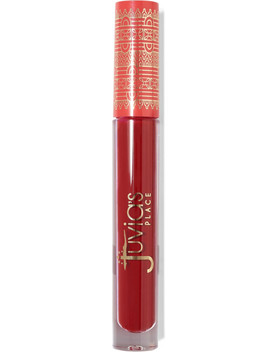 Matte Liquid Lipstick by Juvia's Place