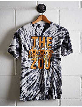 Tailgate Men's Missouri Tie Dye T Shirt by American Eagle Outfitters