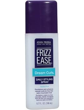 Frizz Ease Dream Curls Curl Perfecting Spray by John Frieda