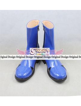 Eva Neon Genesis Evangelion Ikari Shinji Boot Party Shoes Cosplay Boots by Ebay Seller