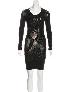 Jean Paul Gaultier Soleil Mesh Mini Dress by Jean Paul Gaultier Soleil