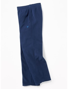 Go Warm Micro Performance Fleece Pants For Boys by Old Navy