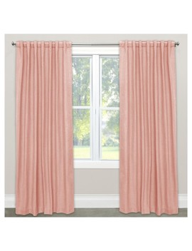 Linen Blackout Curtain Panel   Skyline Furniture® by Skyline Furniture
