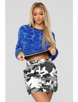 Game Changer Sweater   Blue by Fashion Nova