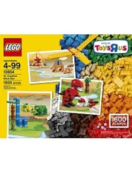Lego Xl Creative Brick Box 10654 by Toys Rus