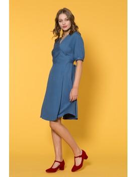 Larissa Wrap Dress by Dangerfield