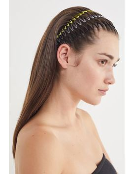 Accordian Hairband Set by Urban Outfitters