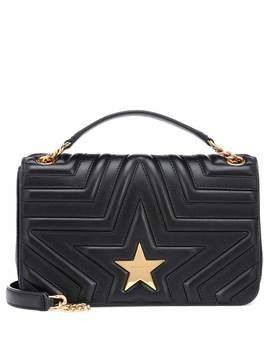 Stella Star Flap Over Shoulder Bag by Stella Mc Cartney