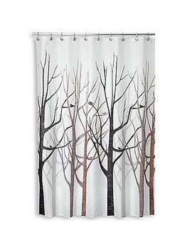 Inter Design Forest Shower Curtain by Bed Bath And Beyond