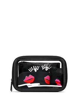 Graffiti Travel Set by Victoria's Secret