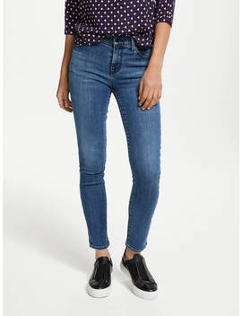 J Brand 811 Mid Rise Skinny Jeans, Fuse by J Brand