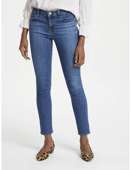 J Brand 811 Mid Rise Skinny Jeans, Lovesick by J Brand