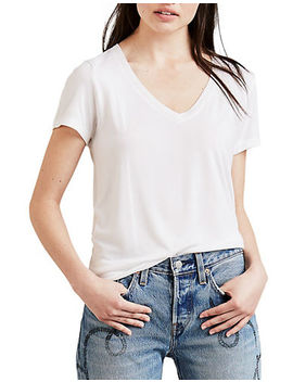 Essential V Neck Tee by Levi's